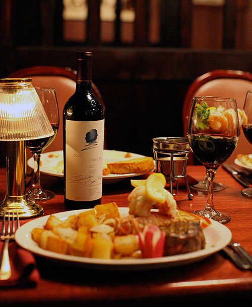 Our Menu | Stables Steakhouse | Terre Haute, IN